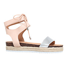 Buy Miss KG Peony Flatform Sandals Online at johnlewis.com
