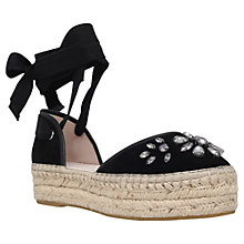 Buy Carvela Kathy Flatform Espadrilles Online at johnlewis.com