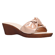 Buy Carvela Comfort Skate Wedge Heeled Sandals Online at johnlewis.com