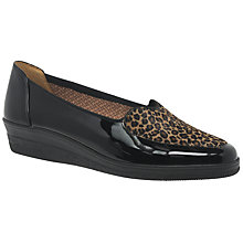Buy Gabor Blanche Wide Loafers Online at johnlewis.com