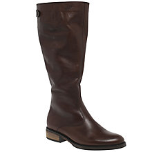 Buy Gabor Areta Wide Knee Length Boots Online at johnlewis.com