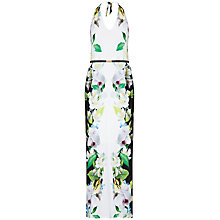 Buy Ted Baker Torus Forget Me Not Maxi Dress, Multi Online at johnlewis.com