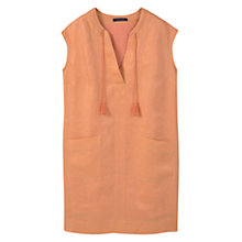 Buy Violeta by Mango Linen Dress Online at johnlewis.com