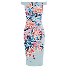 Buy Karen Millen Placed Photographic Print Dress, Multi Online at johnlewis.com