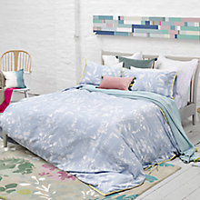 Buy bluebellgray Fleur Harebelle Duvet Cover and Pillowcase Set Online at johnlewis.com