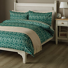 Buy John Lewis Askham Print Duvet Cover and Pillowcase Set Online at johnlewis.com