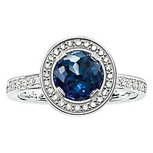 Buy Thomas Sabo Light of Luna Ring Online at johnlewis.com