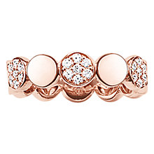Buy Thomas Sabo Glam & Soul Sparkling Circles Ring Online at johnlewis.com