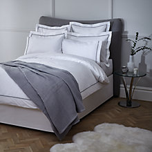 Buy John Lewis Piped Trim 400 Thread Count Egyptian Cotton Bedding Online at johnlewis.com