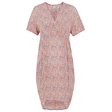 Buy Whistles Double Dot Print Hannah Dress, Multi Online at johnlewis.com