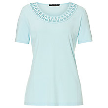 Buy Betty Barclay Neck Detail T-Shirt Online at johnlewis.com