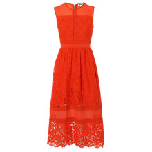 Buy Whistles Amelia Lace Dress Online at johnlewis.com