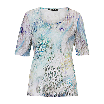 Betty Barclay Animal Print T-Shirt, Multi