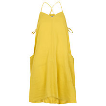 Buy Whistles Marina Linen Swing Dress Online at johnlewis.com