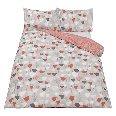John Lewis Elin Duvet Cover and Pillowcase Set