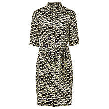 Buy Sugarhill Boutique Jennifer Giraffe Dress, Black Online at johnlewis.com