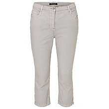 Buy Betty Barclay Cropped Five-Pocket Jeans Online at johnlewis.com