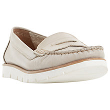 Buy Dune Garden Cleated Penny Loafers Online at johnlewis.com