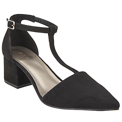 John Lewis Coryn Two Part Pointed Court Shoes £39.00 AT vintagedancer.com