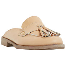 Buy Dune Gee Backless Tassel Loafers Online at johnlewis.com