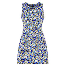 Buy Louche Rotella Dress, Blue Online at johnlewis.com