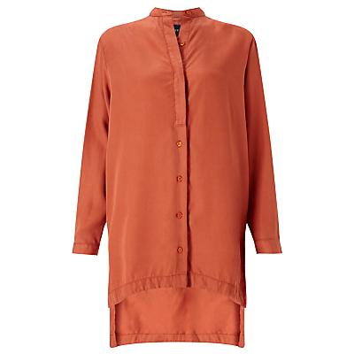 Waven Agnes Tunic Top, Burnt Orange