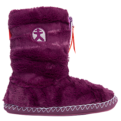 Bedroom Athletics Marilyn Faux Fur Slipper Boots