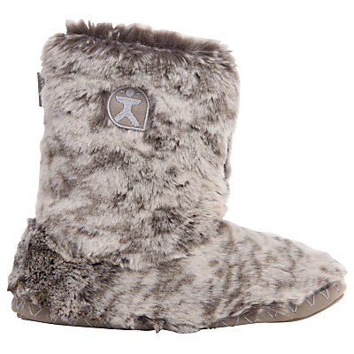 Bedroom Athletics Cole Faux Fur Slipper Boots