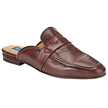 Buy Collection WEEKEND by John Lewis Gasper Slip On Loafers, Brown Online at johnlewis.com