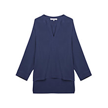 Buy Gerard Darel Chemise Blouse, Blue Online at johnlewis.com