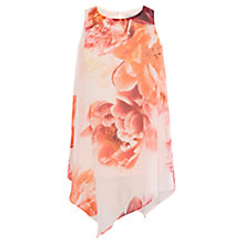 Buy Coast Rimini Print Tunic Top, Multi Online at johnlewis.com