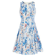 Buy Coast Cali Print Yasmin Dress, Multi Online at johnlewis.com