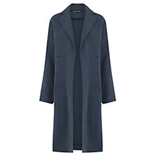 Buy Warehouse Linen Duster Coat Online at johnlewis.com