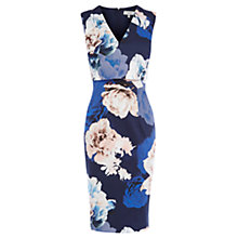 Buy Coast Baltic Print Riminda Dress Petite, Multi Online at johnlewis.com
