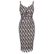 Buy Coast Petite Hartley Lace Dress, Navy Online at johnlewis.com