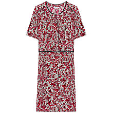Buy Gerard Darel Patterned Robe Dress Online at johnlewis.com