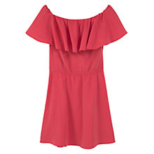 Buy Mango Frilled Belt Dress Online at johnlewis.com