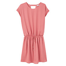 Buy Mango Elasticated Waist Dress Online at johnlewis.com