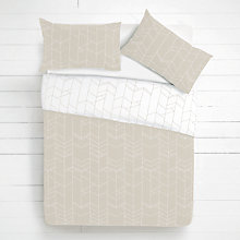 Buy House by John Lewis Elevation Duvet Cover and Pillowcase Set Online at johnlewis.com