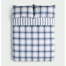 Buy John Lewis Lambert Check Duvet Cover and Pillowcase Set Online at johnlewis.com
