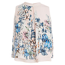 Buy Coast Cali Print Top, Multi Online at johnlewis.com