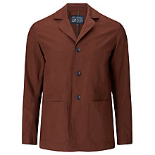 Buy JOHN LEWIS & Co. Made in Manchester Workwear Jacket, Rust Online at johnlewis.com