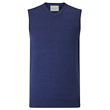 Buy John Lewis Cotton Rich Sleeveless Jumper Online at johnlewis.com