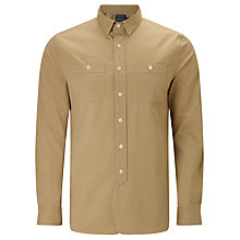 Buy JOHN LEWIS & Co. Two Pocket Workwear Shirt Online at johnlewis.com