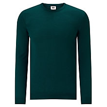 Buy Kin by John Lewis Made in Italy Merino Blend Jumper, Teal Online at johnlewis.com