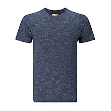 Buy JOHN LEWIS & Co. Jaspe Fine Stripe T-Shirt, Navy Online at johnlewis.com