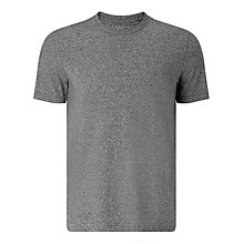 Buy John Lewis Organic Cotton Jaspe Crew Neck T-Shirt Online at johnlewis.com