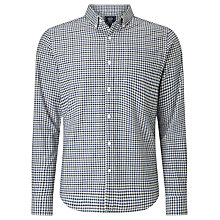 Buy John Lewis Tattersall Check Oxford Shirt Online at johnlewis.com