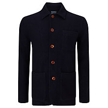 Buy JOHN LEWIS & Co. Wool Jacket, Navy Online at johnlewis.com
