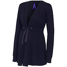 Buy Séraphine Rosario Maternity Cardigan, Navy Online at johnlewis.com